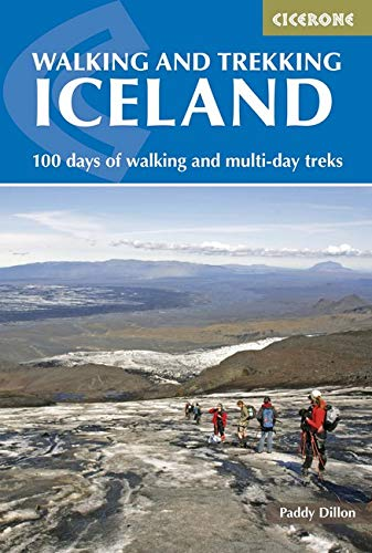 Walking and Trekking in Iceland Flexibound – June 16, 2015 Paddy Dillon Cicerone Press Limited 1852848057 Hiking