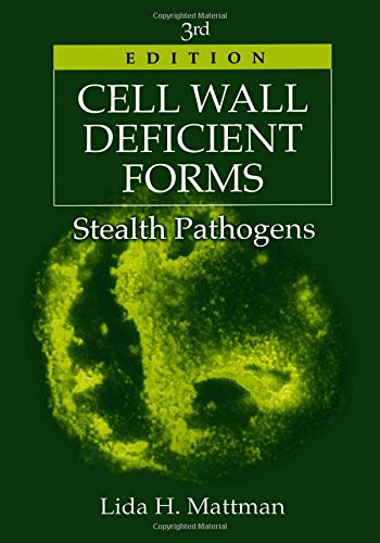 Cell Wall Deficient Forms: Stealth Pathogens