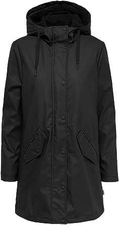 Only Onlsally Raincoat CC Otw Abrigo para Mujer