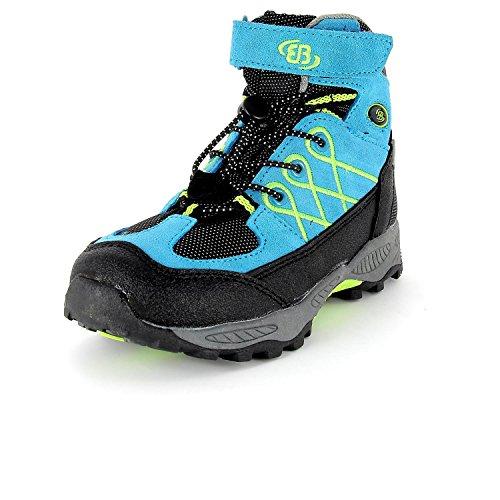 Bruetting Empire VS - botas de senderismo de material sintético niños Azul