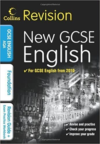 GCSE English & English Language for AQA: Higher: Revision Guide and Exam Practice Workbook (Collins GCSE Revision) by Keith Brindle (2010-04-23)