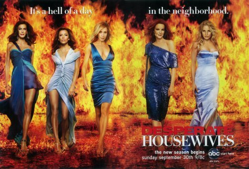 Desperate Housewives TV Poster