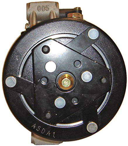 BEHR HELLA SERVICE 8FK 351 110-771 Compresor, aire acondicionado: Amazon.es: Coche y moto