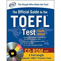 Official Guide to the TOEFL Test With CD-ROM, 4th Edition