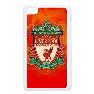 Liverpool Logo For Ipod Touch 4 Csae protection phone Case AS472154