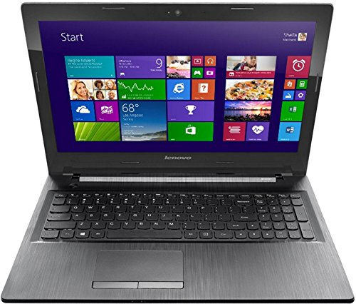 Lenovo G50-80 15.6-inch Lap Top (Core i3-5005U/8GB/1TB/Windows 10 Home/2GB Graphics), Black