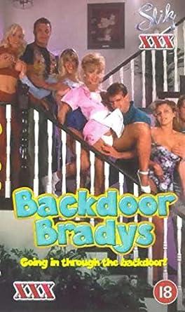 Amazon Com The Backdoor Bradys Vhs Kaitlyn Ashley Stacey