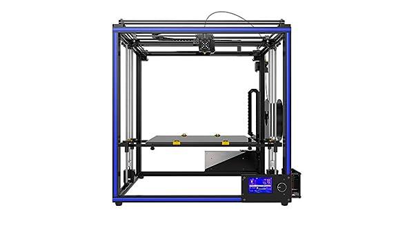 TiandaoMXL Impresora 3D Tronxy DIY X5ST-400 Kits Tamaño De ...