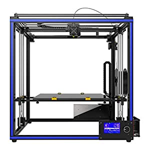 TongLingUSL 3D Printers Self DIY 3D Printer X5ST-400 Kits Larger 3D Printing Size PLA 1.75mm Filame 10