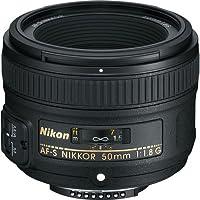 Lente Nikon AF-S FX NIKKOR 50mm f/1.8G