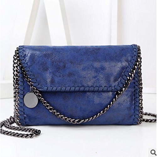 Red Bags Zipper PU Blue GMYAN Shoulder Gray Bag Buttons Women's Almond aqngY10