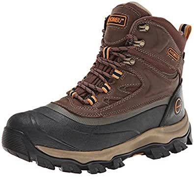 Amazon.com | Khombu Men's Riley Snow Boot | Boots
