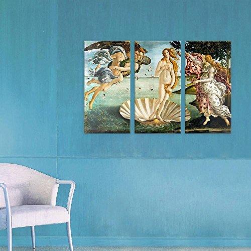 Alonline Art - The Birth Of Venus Sandro Botticelli POSTER P