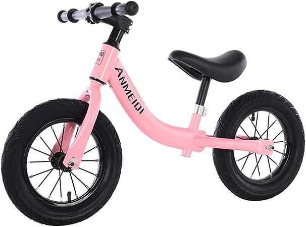 RR-Bike Bicicleta de Equilibrio con 2 Ruedas, Bicicleta sin Pedal para niños de 3 a 6 años, Ayuda a tu bebé a Mejorar la Fuerza y el Equilibrio/Asiento cómodo: Amazon.es: Hogar