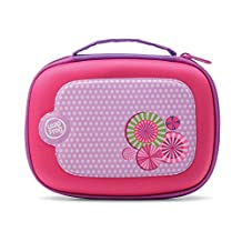 Leapfrog 5-Inch Carrying Case, Pink Made to Fit Leap Pad 3 and Leap Pad 2