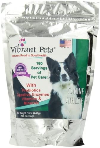 Vibrant Pets Complete Supplement Nutrition product image