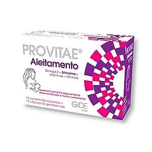 Provitae Lactation Vitamins And Minerals 15tabs + 15caps