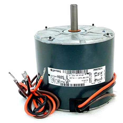 51-102008-03 OEM Upgraded Ruud Condenser Fan Motor 1//5 HP 208-230//220-240 Volts 850 RPM