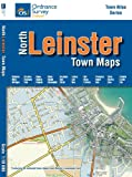North Leinster Town Map Atlas (Irish - Maps, Atlases and Guides) by Ordnance Survey Ireland front cover