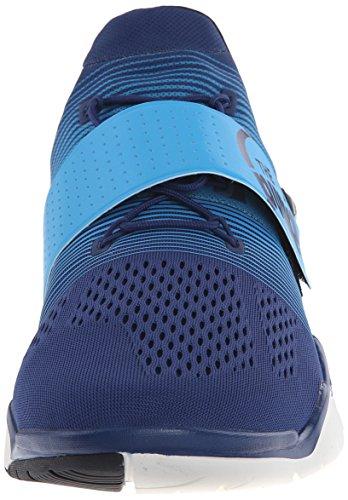 Reebok Zpump Fusion Tr Training Shoes Blue Black Chalk