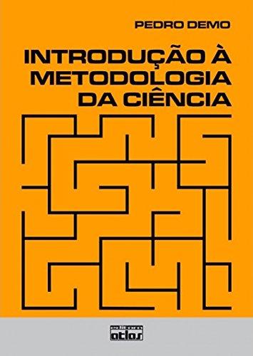 Introdução à Metodologia da Ciência