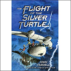Flight of the Silver Turtle Audiobook