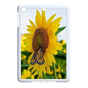 Chaap And High Quality Phone Case For Ipad Mini Case -Sunflowers Art Pattern-LiShuangD Store Case 18