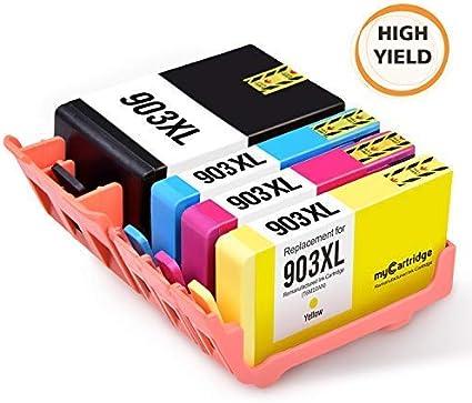 New Chip-MyCartridge - Cartuchos de Tinta compatibles con HP 903 ...