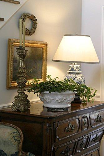 (Tuscany Round Decorative Pot)