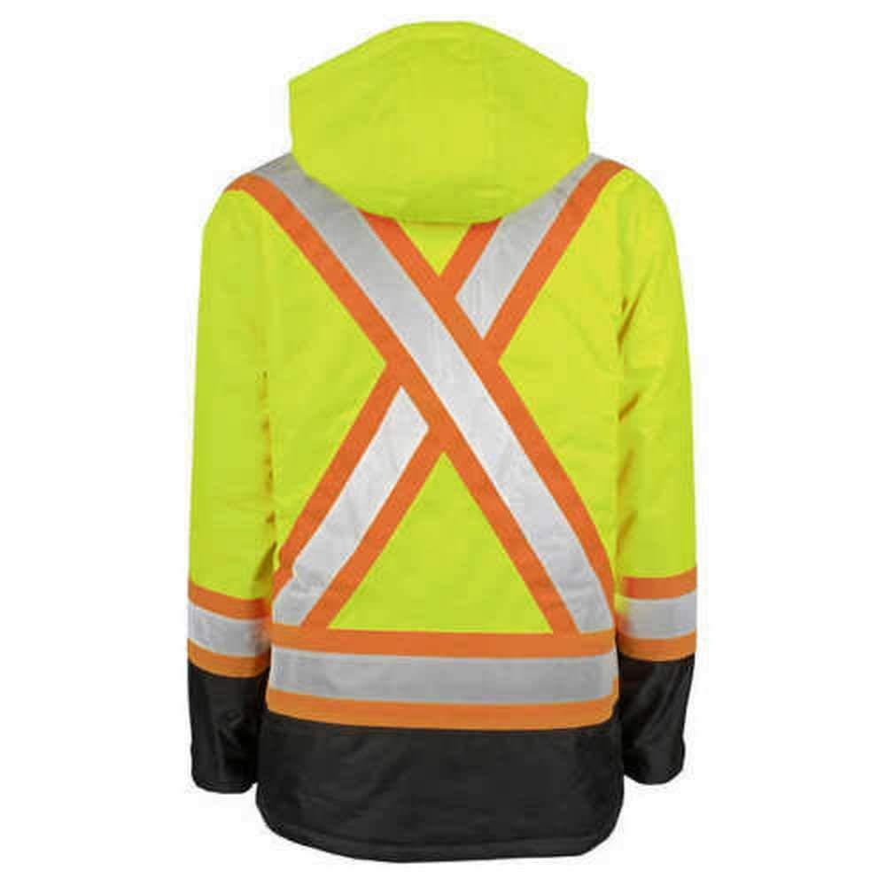 HI-VIS RAIN Suit Holmes HIGH Visibility Medium Size