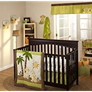 5-Pieces Disney Lion King  Wild About You  Crib Bedding and Bumper Set