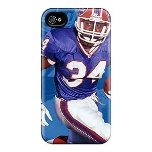 RichardBingley Iphone 6 Perfect Cell-phone Hard Covers Support Personal Customs Beautiful Buffalo Bills Pattern [Lfw16402rhmZ]