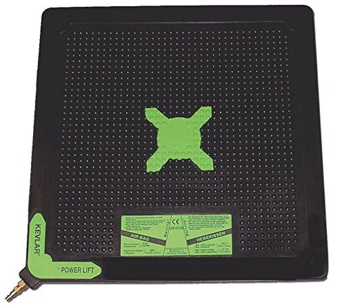 Simplex B35A High Pressure 35.3 Ton Air Lifting Bag, 2 Ply Kevlar with Neoprene, 27