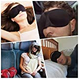 3D Three-Dimensional Seamless Sleep mask Eye