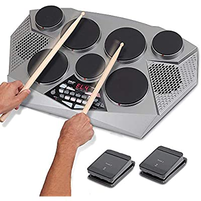 pyle-pro-electronic-drum-kit-portable