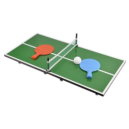 Vivo Mini ping pong bolsillo viajes y tablero de la mesa ...