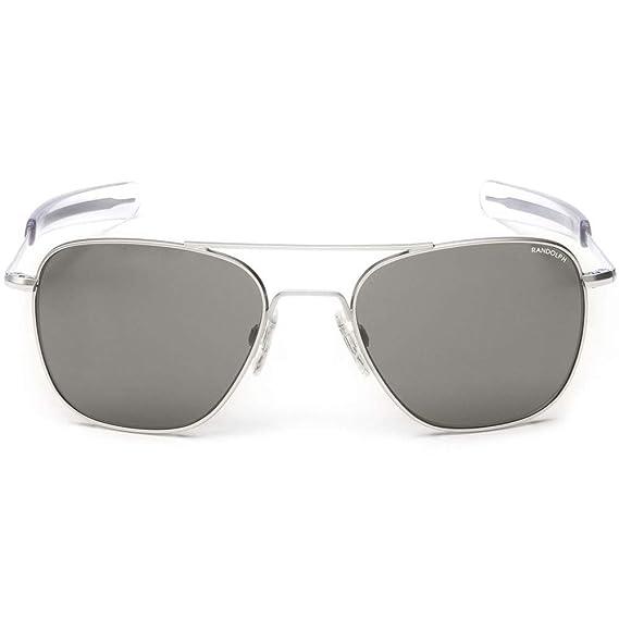 Randolph AF138 58 - Gafas de sol (cristal polarizado), color ...