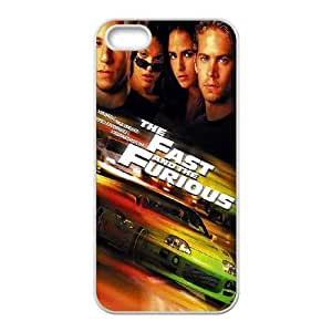 Clzpg DIY Iphone5,Iphone5S Case - fast and furious 7 cell phone case
