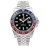 "Rolex GMT-Master II""Pepsi"" Men's Luxury Watch 126710BLRO: more info"