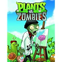 Plants vs Zombies: Coloring Book for Kids and Teens