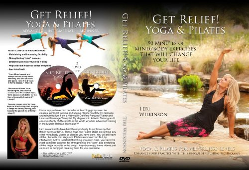 Get Relief! Yoga & Pilates