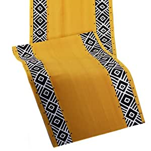 Mustard South African Table Runner
