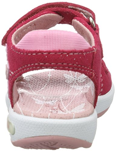 Pink Superfit Sandales 13188 fille Rose wUx6IOqUz
