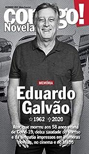 Revista Contigo! Novelas - Edição Especial - Memória: Eduardo Galvão (1962 - 2020) (Especial Contigo! Novelas)