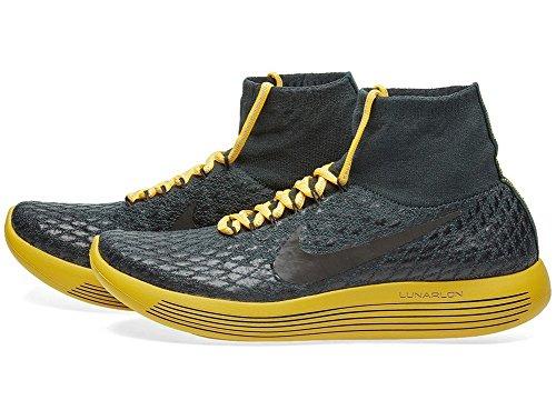 Nike Womens X Undercover Flyknit Schild Gyakusou 859890 300 Zeewier / Wit / Zwart Maat 10.5