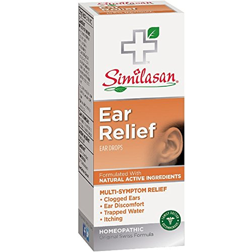 Similasan Ear Relief Ear Drops 10 mL