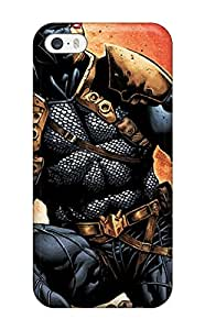 AnnaSanders NWjypfO3109DLMTx Case For Iphone 5/5s With Nice Deathstroke Appearance