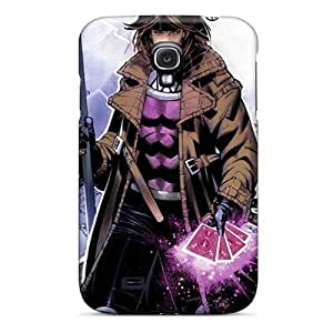 Shock-Absorbing Hard Phone Case For Samsung Galaxy S4 (efj7189fpDs) Allow Personal Design Stylish Gambit I4 Pictures