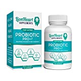 Womens Morning PROBIOTIC Supplement 5 Billion for Fast Constipation & IBS Relief - Kids & Women PROBIOTICS - 60 Capsules for No Gallbladder Healthier with Regular Bowel Movements