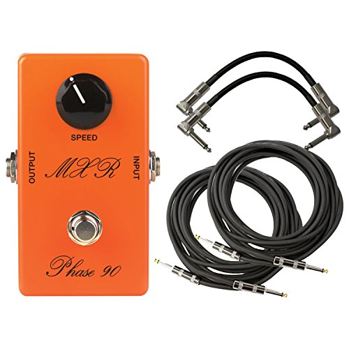(MXR CSP-026 Handwired 1974 Vintage Phase 90 Pedal w/(2) 6